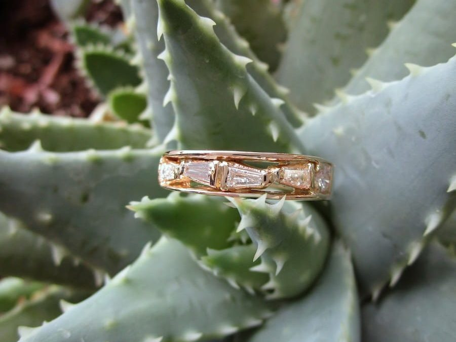 Feature Piece: Remodeling a Wedding Band
