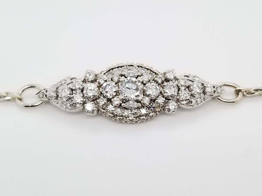 Featured Piece: Diamond Bracelet