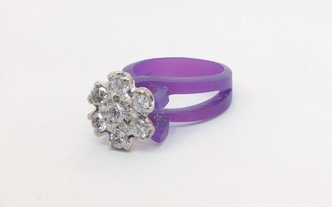 Featured Piece: Mixed Metals Ring